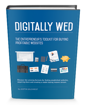 Digitally Wed. Buying an Internet Business